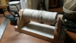 A reel of twine